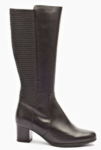 Klouds Boots long leather heel Orthotic Friendly Klouds Footwear Melissa