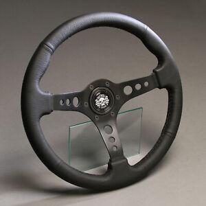 Lederlenkrad Sportlenkrad 360mm Nabe Porsche 911 964 924 944 968 993 996 Turbo
