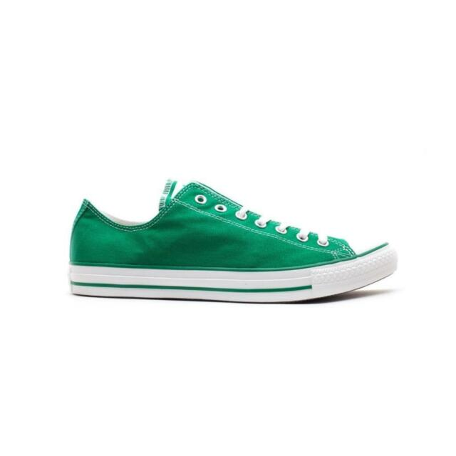 ce0586735fb8fc Converse All Star Chuck Taylor Canvas Oxford 1J792 Amazon Green Mens 9  Womens 11 for sale online