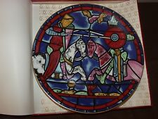 1972 Cartier Limited Edition Cathedral Plate 1st Issue Limoges France MIB