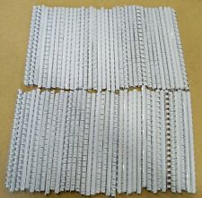 Plastic Binding Combs 38 White Lot Of 100