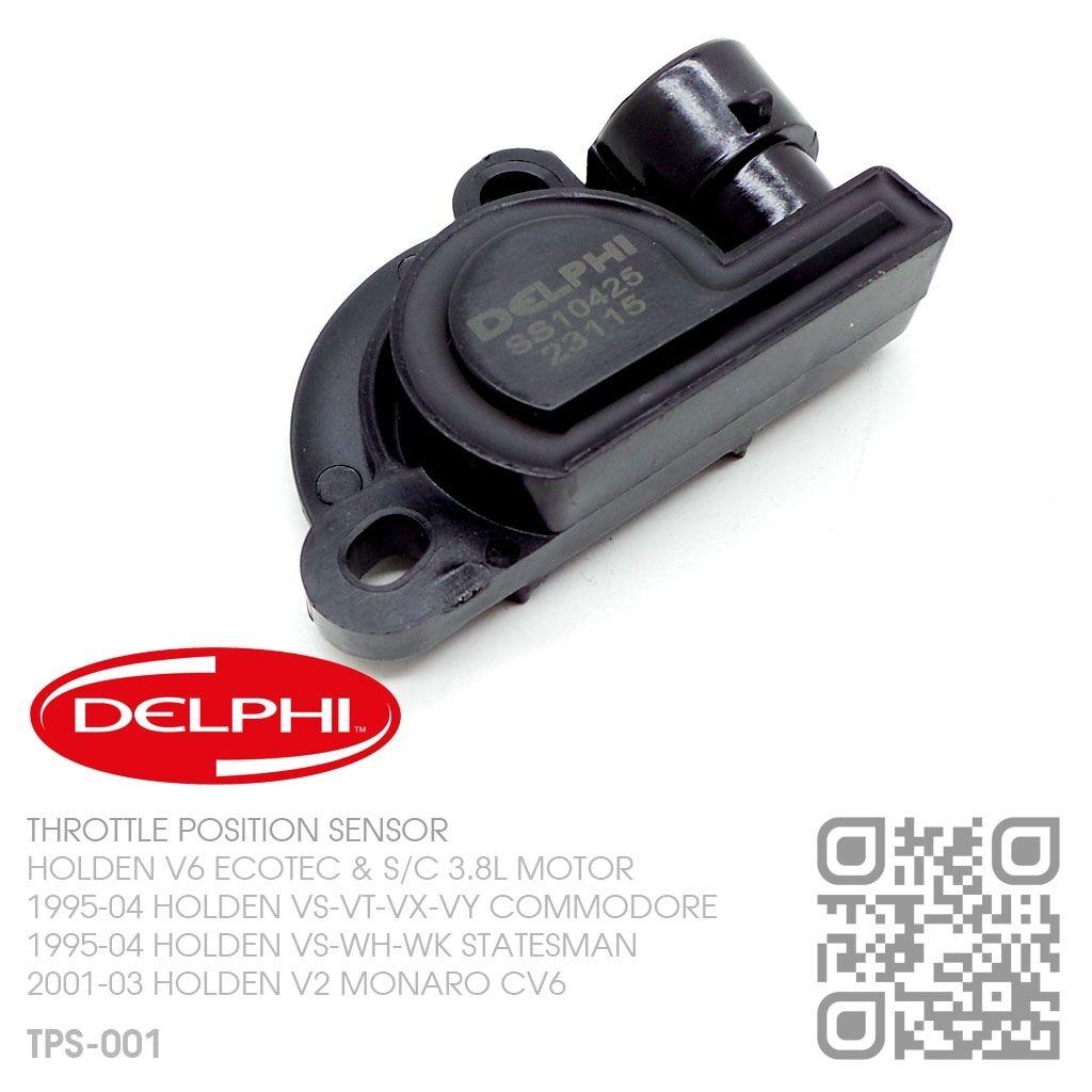 New *DELPHI* Throttle Position Sensor For HOLDEN CALAIS VS L67 V6 MPFI