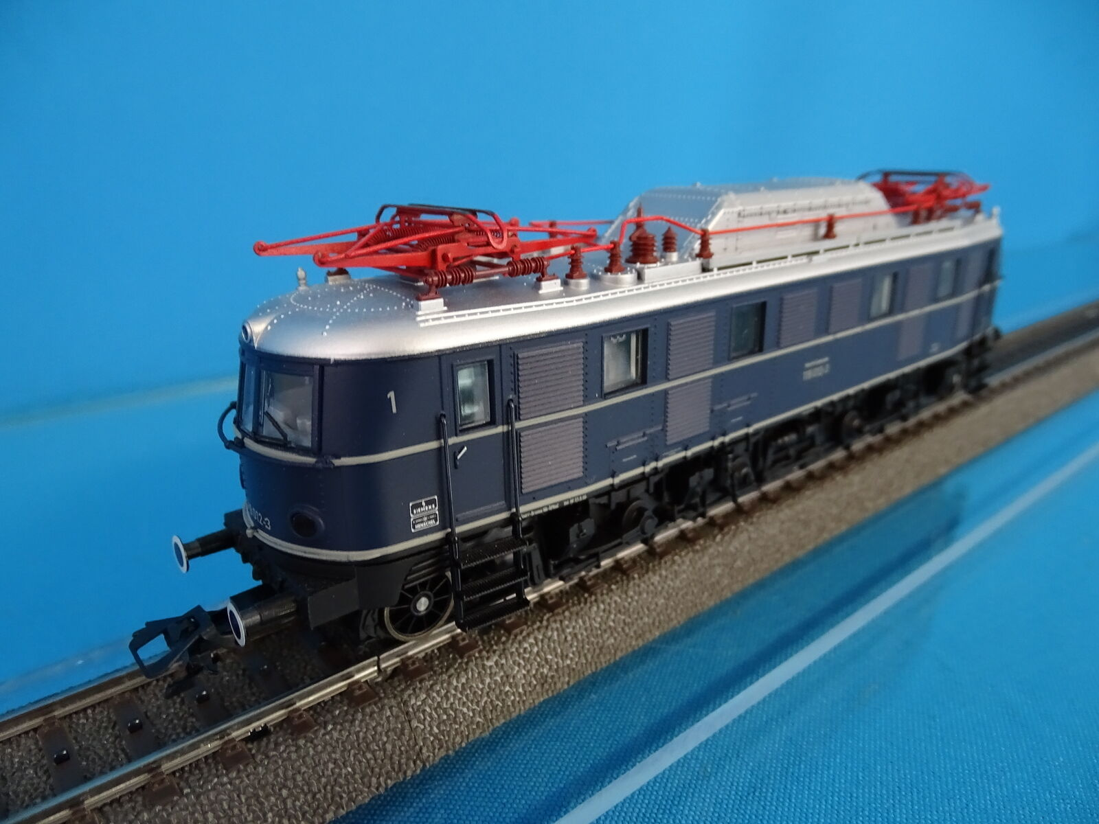 Marklin 39191 DB Electric Locomotive Br 119 blu MFX DIGITAL