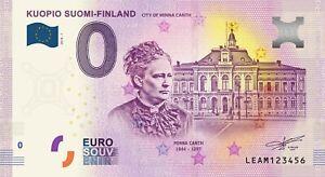 Fi - Kuopio Suomi-finland - City Of Minna Canth - 2018 Csbkbnqk-07235519-816590954