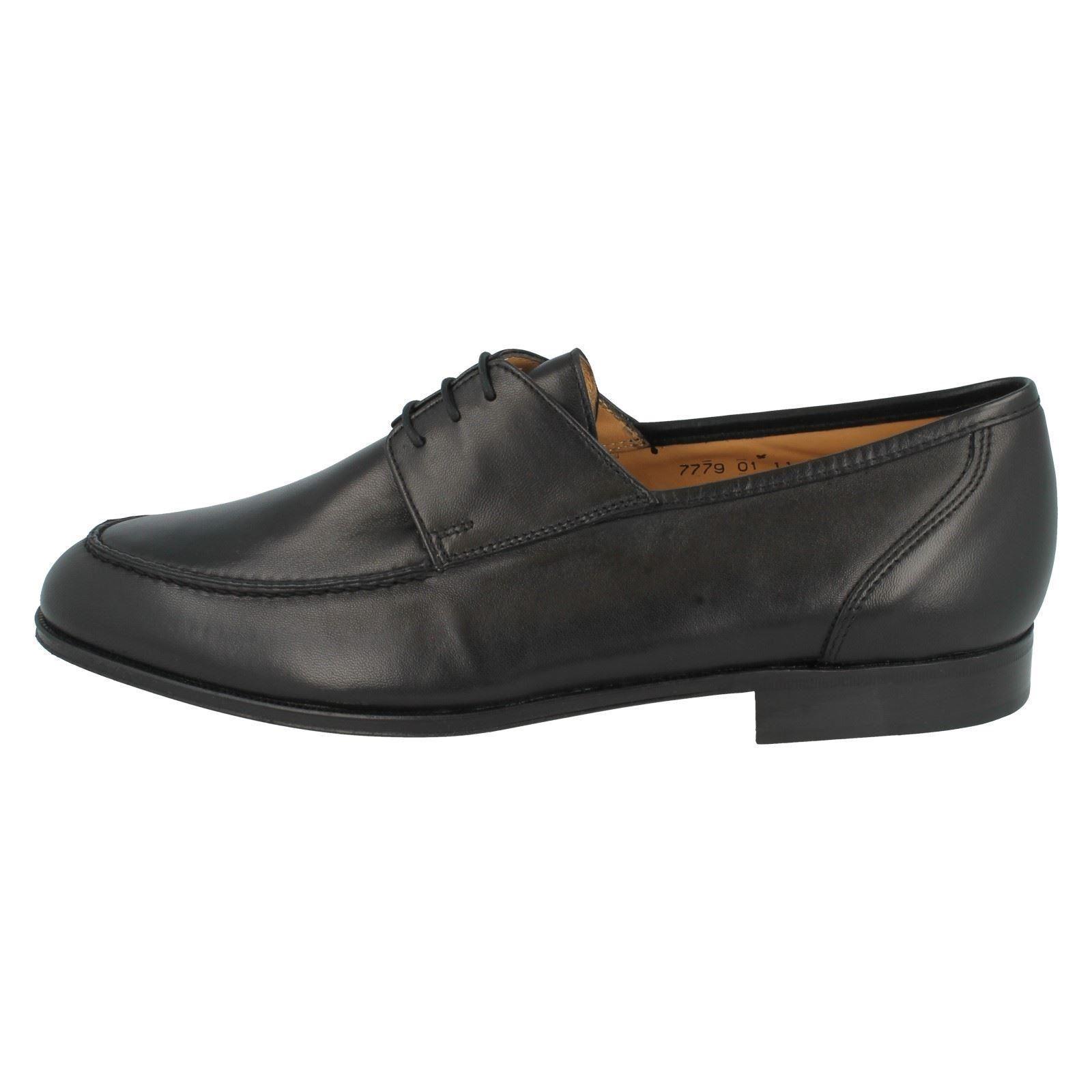 Mens FX fitting Verona schwarz leather lace up schuhe schuhe schuhe by Grenson ce5503