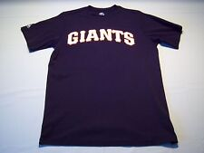 Majestic MLB San Francisco Giants #20 Sweat Jersey T-shirt Men's Size S