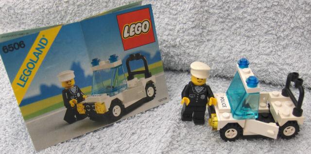 LEGO SET 6506 PRECINCT CRUISER (Police) - Complete with original instructions
