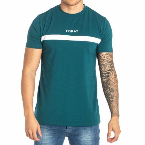 Foray Kovar Tee Teal Green T-shirt