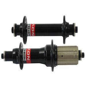 Novatec A291SB-SL F482SB-SL Superlight V-brake Hub For Rim Brake Road Bicycle