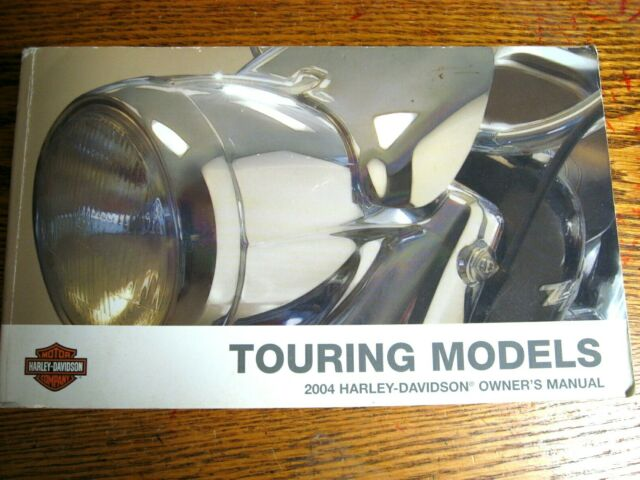 2004 Harley Davidson Touring Road Glide Electrical Wiring