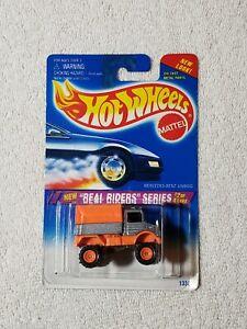 1996 HOT WHEELS REAL RIDERS SERIES MERCEDES BENZ UNIMOG | eBay