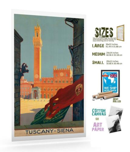 Travel Poster Italy 068