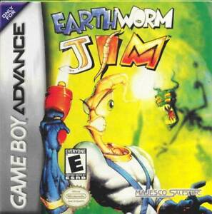 Earthworm-Jim-GBA-Great-Condition-Fast-Shipping