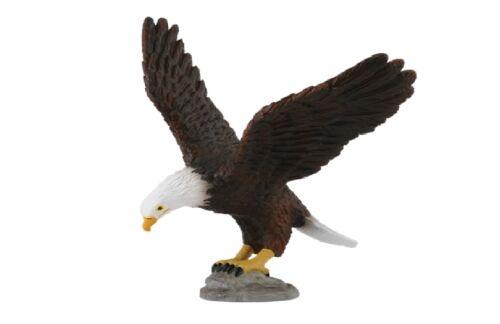 Collecta 88383 Américain Aigle à Tête Blanche 12 Cm Animaux Sauvages