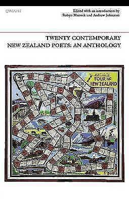 Twenty Contemporary New Zealand Poets : An Anthology-ExLibrary