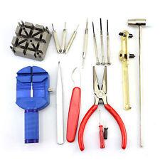 Uhrmacher entfernen Werkzeug Uhr Schmuck Reparatur Batterie öffnen Uhrenfeder