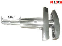 T Handle 360 Degree Turn Vending Machine Pop Up Lock Vendo Replacement Size 3