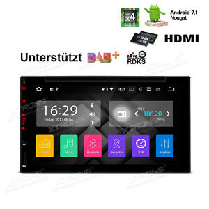 doppel 2 din android 7 1 autoradio 6 95 ui dvd player. Black Bedroom Furniture Sets. Home Design Ideas