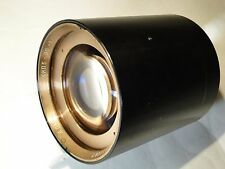 Rare LOMO OKP5-90-1 1:1.8 lens for 35mm film movie projector Anastigmat