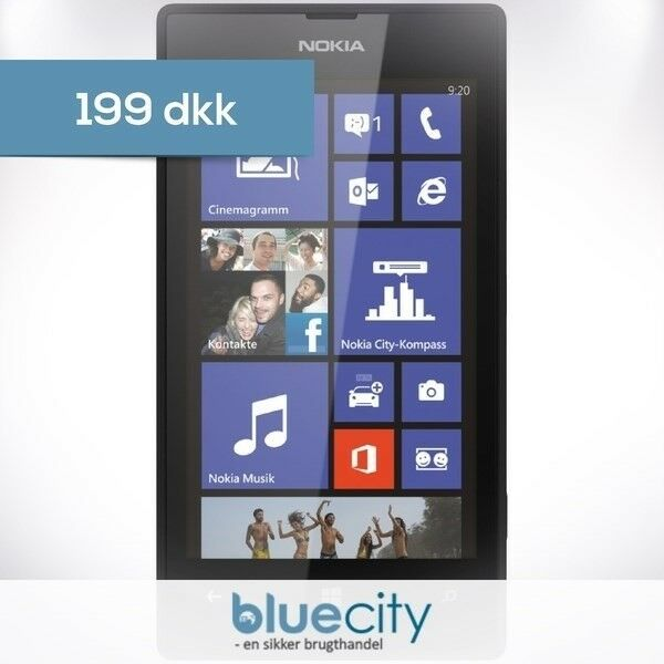 Nokia Nokia Lumia 520 8 GB Sort, Nokia Lumia 520 8 GB Sort