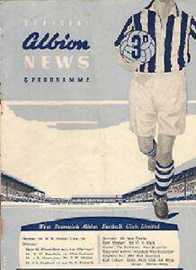 WEST-BROMWICH-ALBION-HOMES-1960-61-SEASON