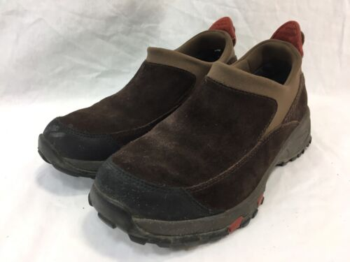 Brown fibbie Stivaletti donna da con lisce per casual scarpe Thinulate HrAqz