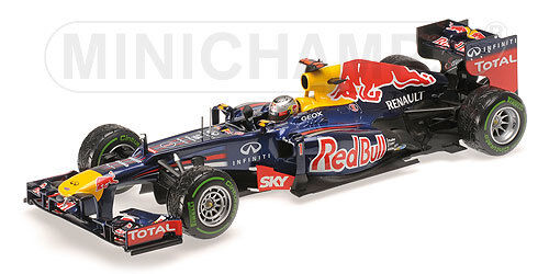 Red Bull S. Vettel 2012 Brazil Gp World Champion 1 18 Model 110120101