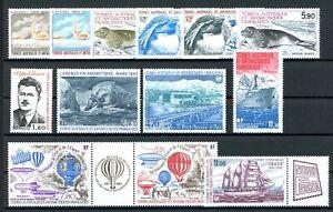 franz. Antarktis Jahrgang 1984 postfrisch MNH ohne 190 (Z471