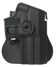 Z1140 IMI Defense Black RH Holster for Heckler & Koch USP Full Size 9mm,.40 -U