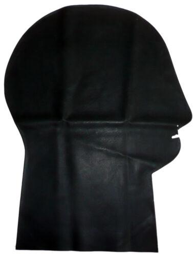 N /& M Holes 2nd BIN Black HEAVYWEIGHT  Latex Rubber Fancy Dress Mask Med//Large