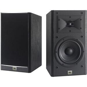 """JBL Arena 130 7"""" 2-Way Bookshelf Speakers (PAIR) ARENA130BK"""
