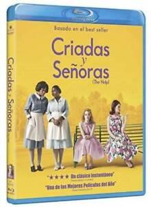 Criadas y Señoras Blu-ray REGION LIBRE.A-B-C