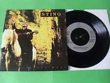 "STING - SEVEN DAYS  7""  93  VG"