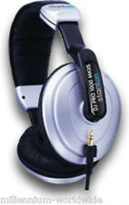NEW - STANTON DJ PRO 1000 MKII S HEADPHONES - OVER EAR / 50MM