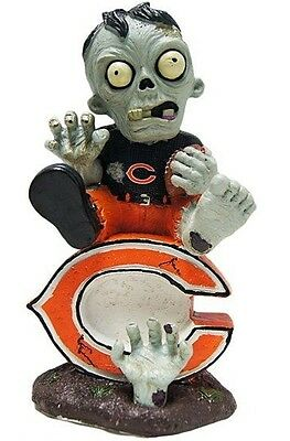 Chicago Bears Resin Thematic Zombie Figurine