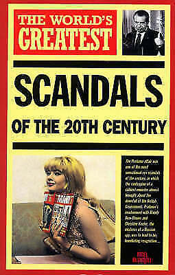 1 of 1 - The World's Greatest Scandals of the 20th Century, , New Book