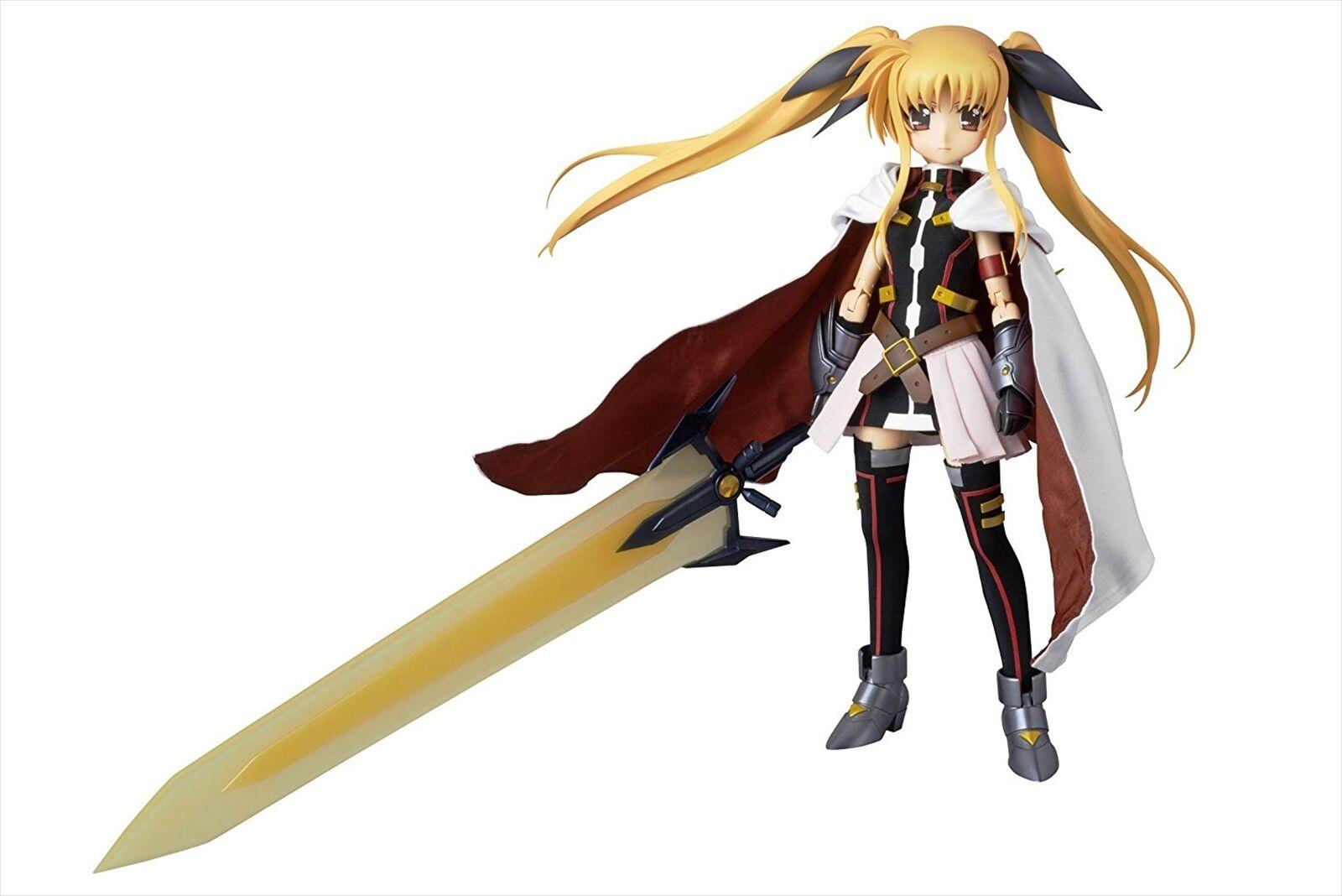 Medicom Real Action Hero Magical Girl Lyrical Lyrical Lyrical Nanoha Fate Testarossa Blaze Form 31b987