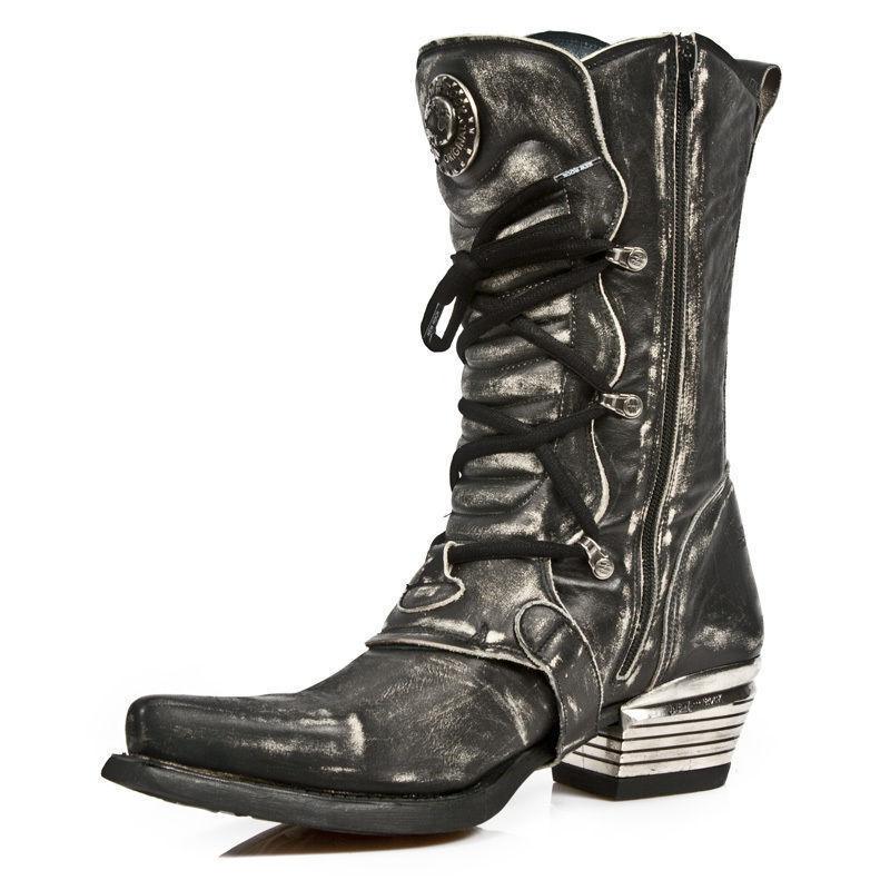 mens RODEO BRAVO exotic cowboy western boots ostrich US raised croc MEX 26 US ostrich 7 8698e5