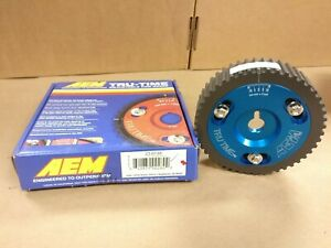 CLOSEOUT-AEM-TRU-TIME-ADJUSTABLE-CAM-GEAR-FOR-TOYOTA-7MGTE-TURBO