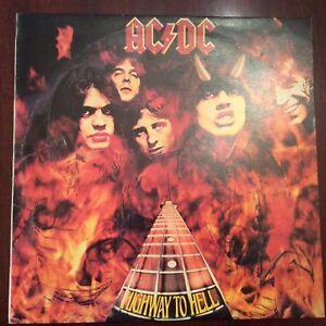 AC/DC Highway To Hell 1979 Albert #APLP040 Australian ...