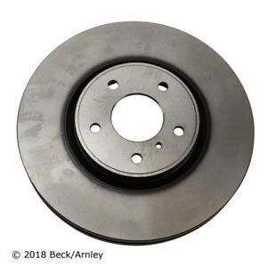 Beck Arnley 083-2833 Brake Disc