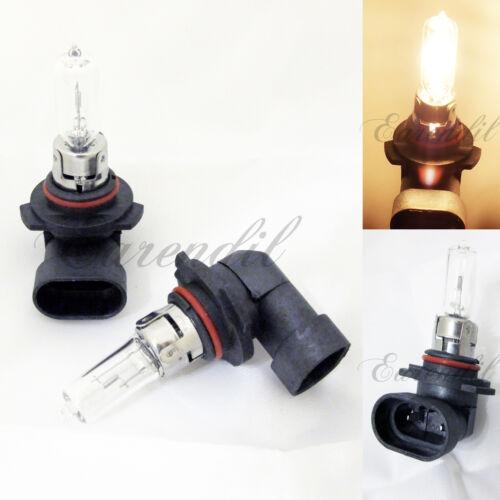 Stock 9005-HB3 Warm White 65W Halogen Headlight #Pt2 2x Bulb High Beam SUZUKI