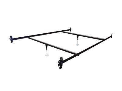 Queen Hook On Steel Bed Frame Rails, Queen Hook On Metal Bed Frame Rails