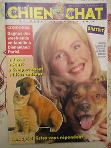 Revue Comme Chien Et Chat : Decembre 1997 - Sabine Mathus - Pratique - Comportem Zv3ubsww-07230728-824628150