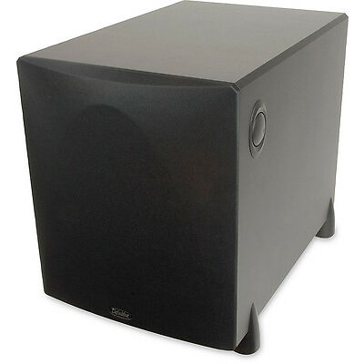 Definitive Technology ProSub1000 High Performance Compact Powered Subwoofer