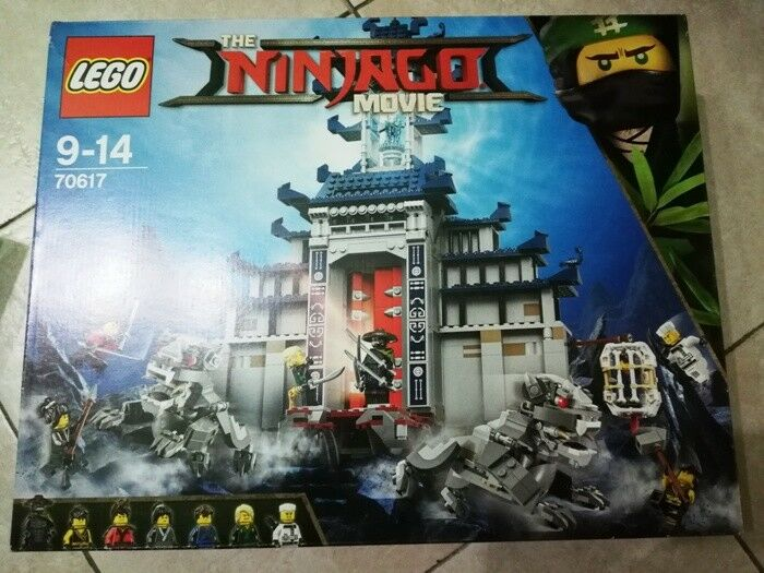 Lego 70617 - Temple of the Ultimate Ultimate Weapon