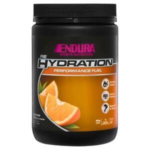 Endura Rehydration Performance Fuel 800g Oral Powder - Orange (32 Servings)