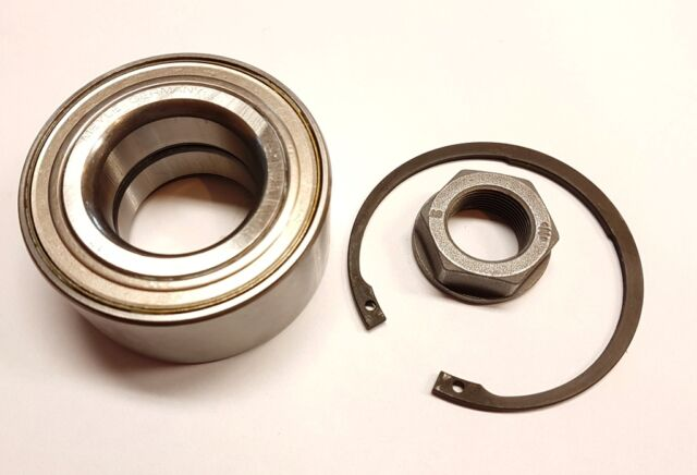 Front Wheel Bearing Kit For Citroen Berlingo Xantia Xsara ZX Peugeot 206 306 406