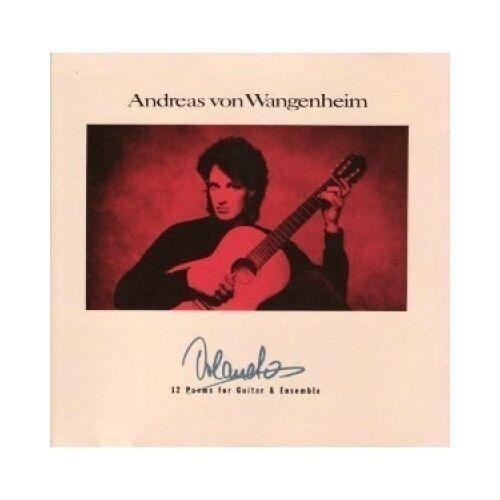 Andreas von Wangenheim Orlando-12 Poems for Guitar & Ensemble (1989) [CD]