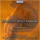 Ermanno Wolf-Ferrari - Wolf-Ferrari: Serenade per Archi; Concerto per Violino Op. 26 (2013)